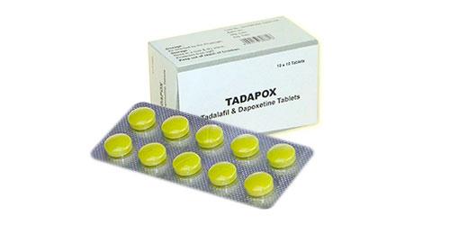 avantages de Tadapox et effets secondaires
