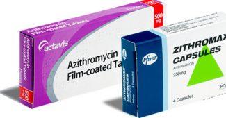 Azithromycine prix