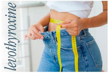 lévothyroxine pour perdre du poids